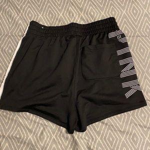 victoria's secret pink shorts